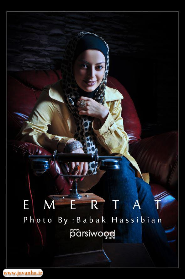 عکسهای آتلیه ای جدید از بازیگران زن ایرانی