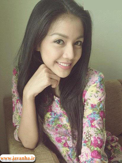 خوشگل ترین زن تایلند + عکس