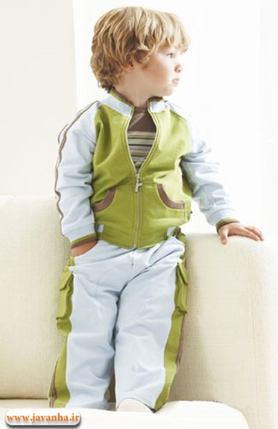 مدل لباس نوزادی پسرانه