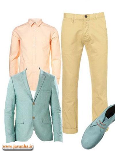 ست لباس های مردانه تابستان