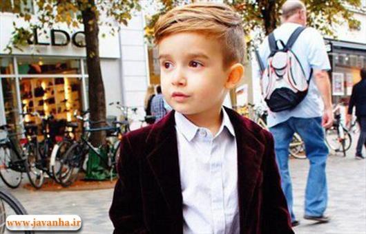 عکس پسر خوشتیب و جیگر !